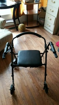 black and gray exercise equipment Gaithersburg, 20877