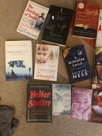 assorted-title book lot Baltimore, 21209