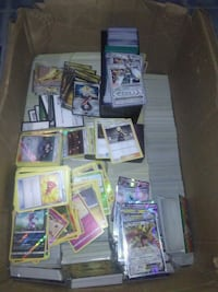 Yu-Gi-Oh trading card collection Edmonton, T5B 3N4