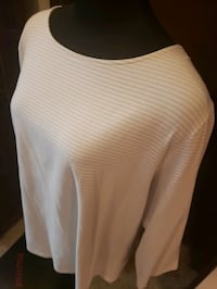 Appleseed's Striped Top sz 2x