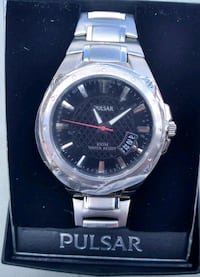 New Men's Pulsar Watch with Date Bronx, 10463