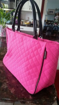 Milano Hot Pink Handbag Quilted Purse East Amherst, 14051