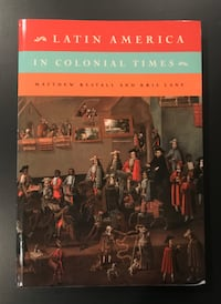 Latin America in Colonial Times Potomac