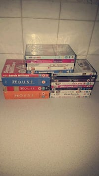 Selection Of Dvds And Box Sets Belfast