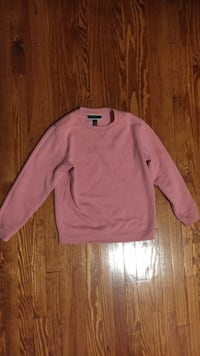 karen scott sport petites pink sweater NORFOLK