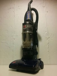 black and purple Bissell upright vacuum cleaner Ottawa, K2H 8S8
