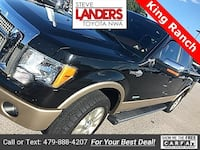 2012 Ford F-150 King Ranch Rogers, 72758
