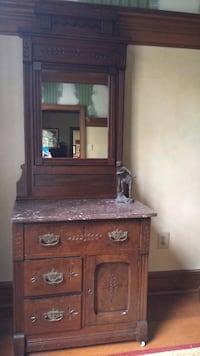 Antique hall table Brookeville, 20833