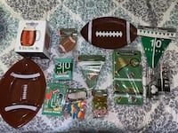 FOOTBALL PARTY ACCESSORIES Lancaster, 17603