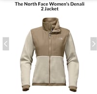 Used women's Denali jacket, good condition. Smoke free. $50 OBO Frederick, 21701