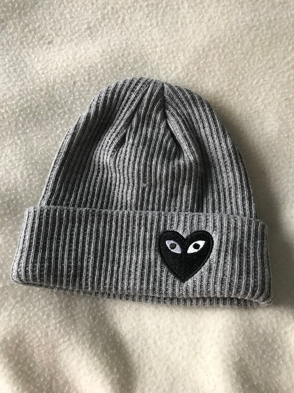 596c793972f0b Used Comme deals Garçons CDG winter hat toque for sale in Toronto - letgo
