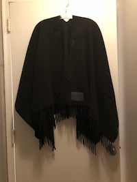 Rugby North America (m0851) cashmere/ wool shawl  Montréal, H3V 1B4