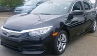 2016 Honda Civic LX easy finance available call no Duluth