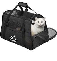 Terra Hiker Pet Carrier, Airline Approved, Travel Bag For Small Dogs & Cats Los Angeles, 91406