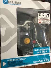 Controller for Nintendo GameCube and Wii Classic