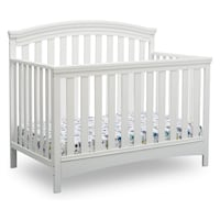 Baby Wooden Crib Bed 4 in 1 and Mattress Las Vegas, 89110