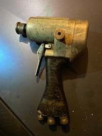 Greenlee hydraulic impact wrench