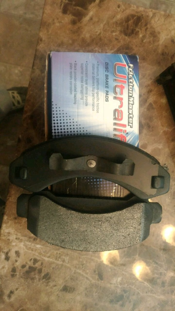 Ford ranger brake pads