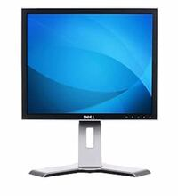 Dell 1908 Fpt Monitor - Like New Vancouver