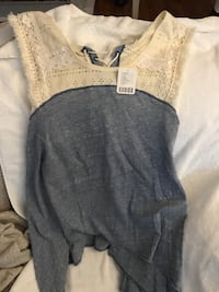 "NWT women's small ""Free People"" tunic Laval, H7W 2J3"