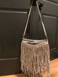 H&M fringed purse Toronto, M6J 3B3