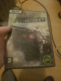 pc dvd Need for Speed ProStreet Arendal, 4848