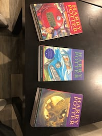 Harry Potter (first three books)