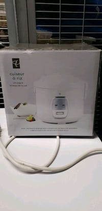 Rice cooker and steamer  Surrey, V3T 0B7