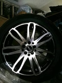 New 17inch tires rimes Colton, 92324