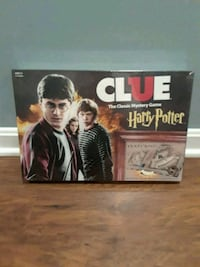 Clue Harry Potter Board Game Olney
