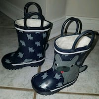 Joe Fresh Infant Rainboots size 4 Brampton, L7A 1W5