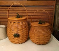 Longaberger baskets Inwood, 25428