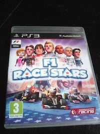 PS3 F1 Race Stars Barcelona, 08002