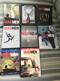 Mad Men Series Dvds Forest Hill, 21050