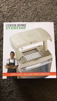 Curtis Stone Deluxe Food Chopper Morro Bay, 93442