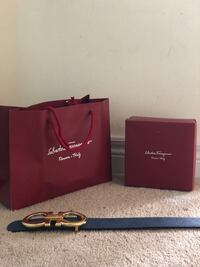 (Authentic) ferragamo belt  Brampton, L6R 0N8