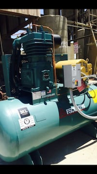 FS Curtis pressure lubricated air compressors Kerman, 93630