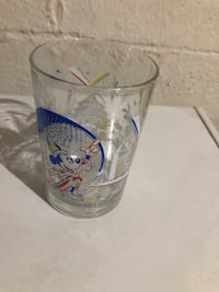Disney glasses $3 each. 3 for $8. Newark