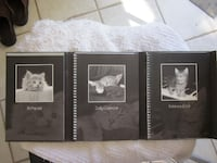 Cat Lovers Tri-Fold Office and Home Stationary Organizer 1961 km