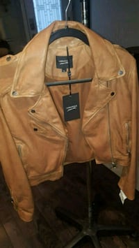 Leather jacket Mississauga, L5G 2S6