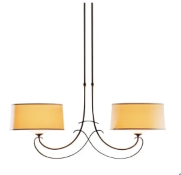 Beautiful Chandelier by Hubbardton Forge. 91cfdab4-617e-4507-8876-dd058ac04709