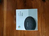 Google Home mini (charcoal) in box Toronto, M2N