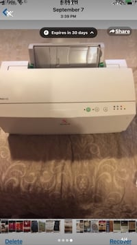 Xerox Color Printer Plus FREE Printer 10% another Reduced Toronto, M4A
