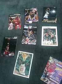 B Ball Cards...All HOF Stone Mountain, 30088