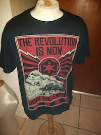 Star wars t size XL
