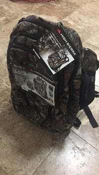 High Sierra Hunter's Backpack