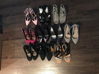 women's assorted pairs of shoes Toronto, M2H