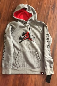 Brand New tags on Boys Xl Jordan hoodie (12-14 yrs old ) Edmonton, T6L 6X6