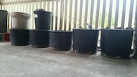 Large potting containers  Colorado Springs, 80903