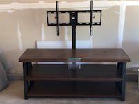 TV stand with mount Clinton, 20735